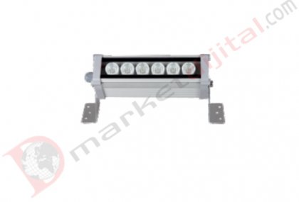 17cm 6watt Led Wallwasher  RGB